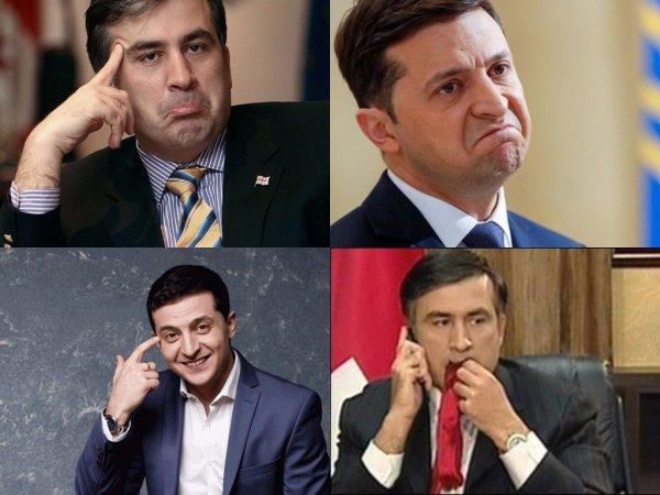 Не нашлось места: Зеленский не предоставит Саакашвили государственный пост