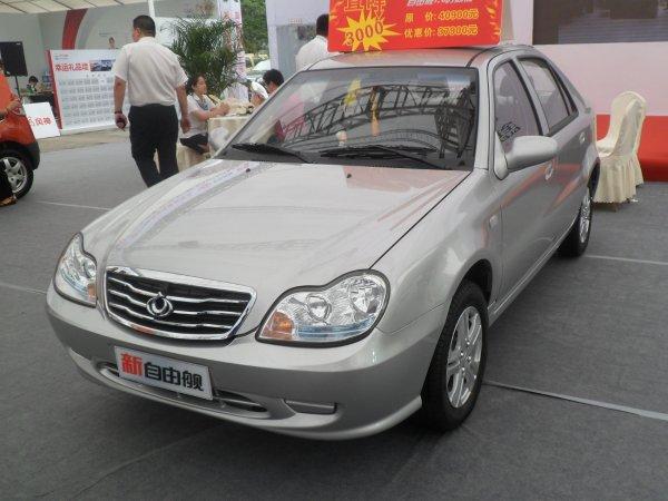 «Mercedes С-Class для бедных»: О плюсах и минусах Geely CK-2 рассказал блогер