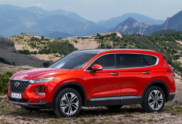 «На голову выше предшественника»: Новый Hyundai Santa Fe протестировал блогер