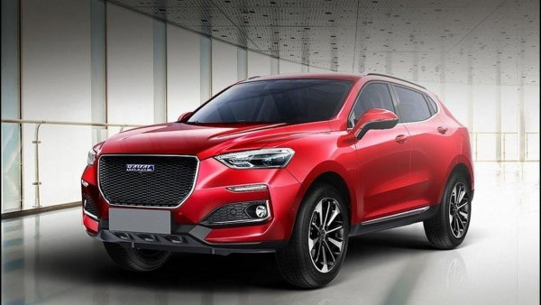 Конкурент Skoda Kodiaq из Китая: Почему стоит выбрать Haval F7, а не Volkswagen Tiguan рассказал блогер