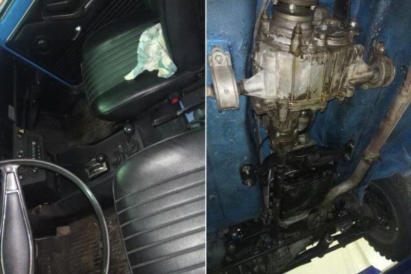 Не дождались чуда от «АвтоВАЗ»: Первые фото LADA 4×4 с АКПП появились в сети