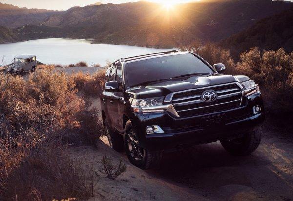 «Крузак» уже не будет прежним. Новый Toyota Land Cruiser 300 лишится легендарных моторов