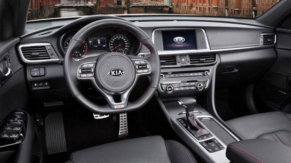 Пересел с BMW на KIA:  Впечатлениями после покупки KIA Optima поделился владелец