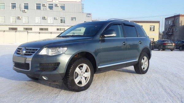 Реально ли найти Volkswagen Touareg по цене LADA Vesta, рассказал автоподборщик