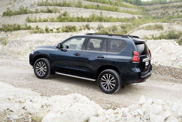 «Резко начал жрать соляру»: Как решить проблему ненасытного Toyota Land Cruiser Prado – сеть