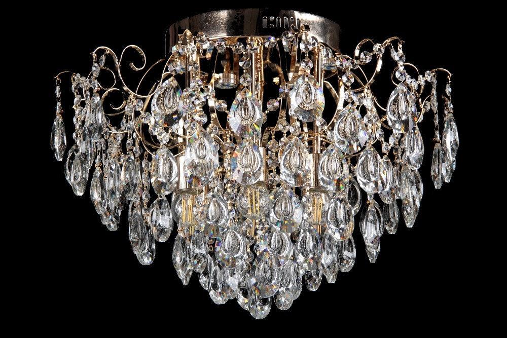 Хрустальные люстры на 8 ламп в интернет-магазине splendid-ray.ua