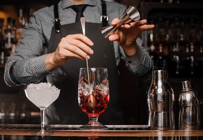 Профессиональная школа барменов
