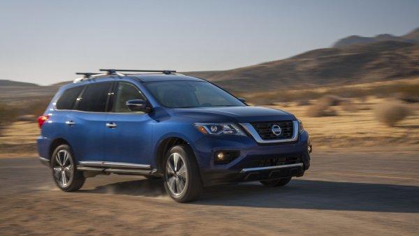 «Выбор настоящего мужика»: Впечатлениями от Nissan Pathfinder 2012 года выпуска поделился блогер