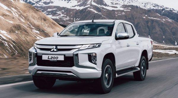 «Заменитель Прадо»: Обзором на Mitsubishi L200 2019 года поделился блогер