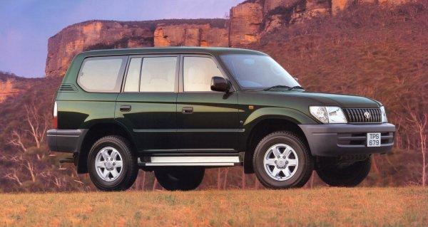 «Крузаки» от 160 000 рублей: Почём в США продают подержанные Toyota Land Cruiser