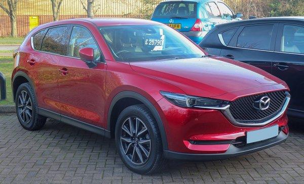 Блогер рассказал, почему стоит отказаться от покупки Mazda CX-5