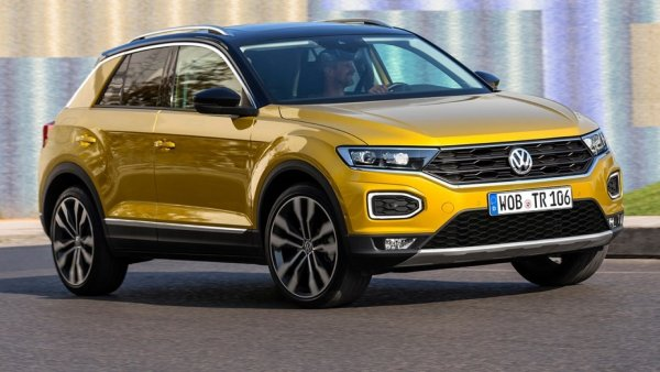 Молодежный кроссовер за 30 тысяч долларов: Чем хорош Volkswagen T-Roc, рассказал блогер