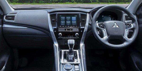 Стало известно, как выглядит новый Mitsubishi Pajero Sport