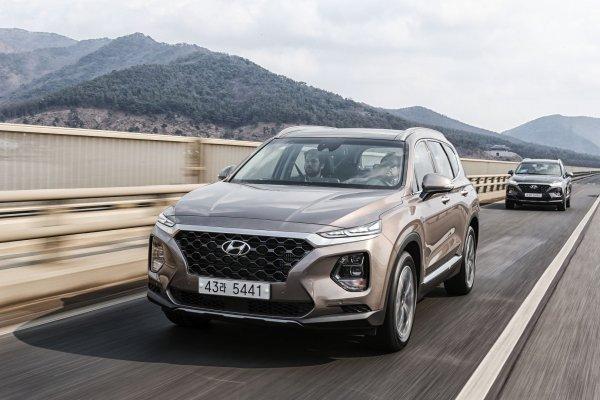 «Для тех, кто хочет сэкономить»: О Hyundai Santa Fe с бензиновым мотором рассказал блогер