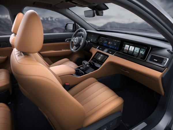 «Range Rover не может, а Китай делает»: Автоэксперт рассказал о новом кроссовере LI One