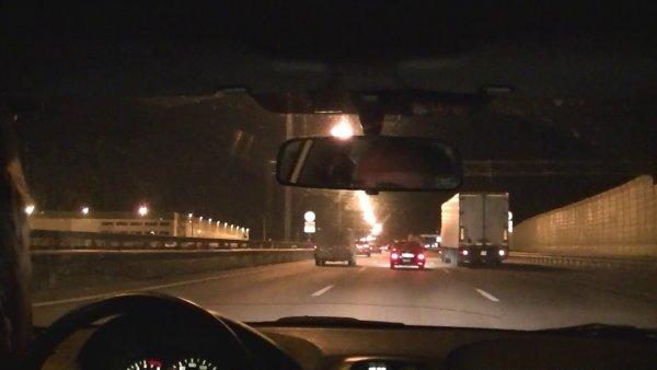 Выживутли ночные гонщики наМ4 «Дон»? Проблемы освещенности трассы волнуют сеть