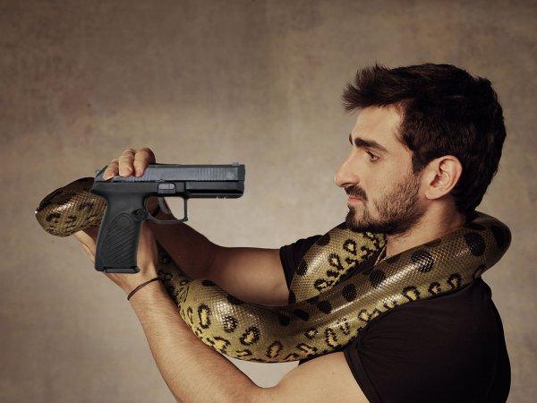 «Удав» вам на воротник. Новый пистолет поступил в спецназ ВДВ