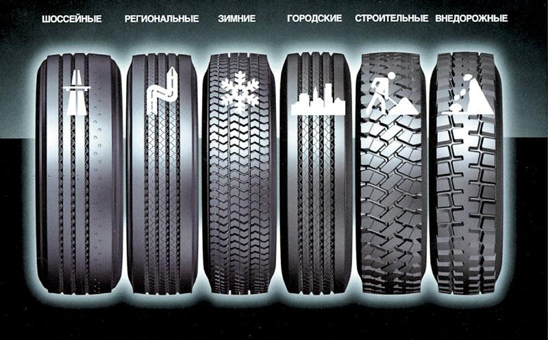 Продажа грузовых шин в Москве