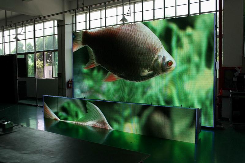 светодиодные видео экраны