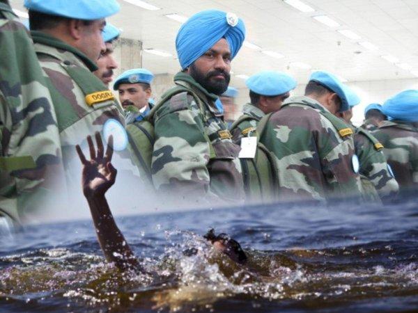 «Утонет —  не жалко». Учения индийских коммандос впечатлили ветеранов СпН ФСБ