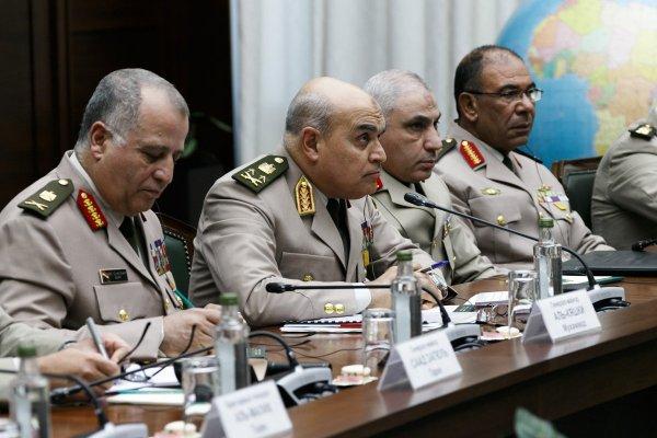Сирии маловато… «Спецназ» Путина захватывает Северную Африку?