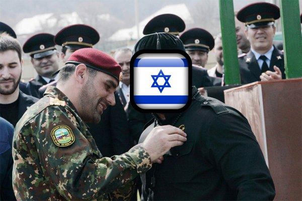 Батальон «Север» зацепился за чеченцев в Израиле — видео