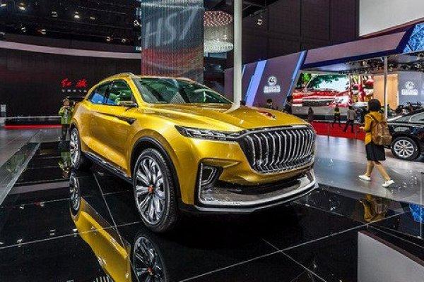 «В стиле Mercedes, только круче!»: Шикарный китайский паркетник Hongqi HS5 восхитил блогера
