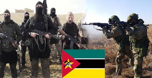 Шариат не виноват! Спецназ ФСБ помогает Мозамбику бороться с террористами