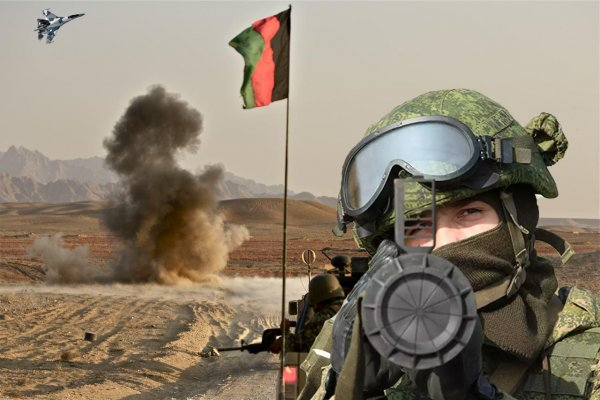 ВКС и ССО  готовятся к войне с талибами