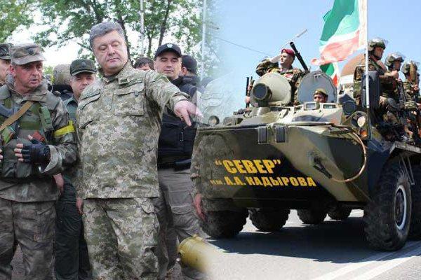 Чеченский спецназ обезглавит армию Порошенко в ДНР — СМИ