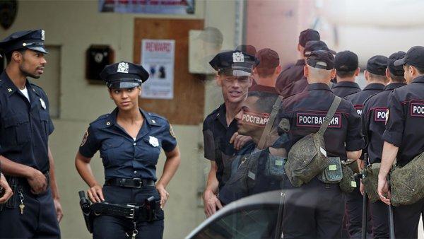 «INSTA-менты!»: Росгвардия перенимает «западный» имидж полицейских США