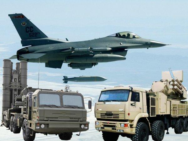 Западные ВВС получат ракету для борьбы с «Панцирь-С» и С-400
