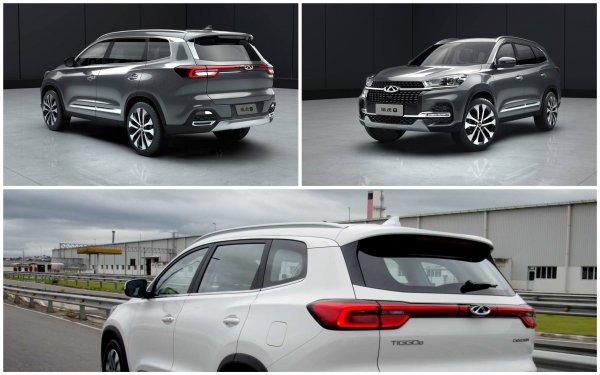 «Убийца» KIA Sportage с внешностью «Крузака»: Chery Tiggo 8 перевернул мнение блогера о китайских автомобилях