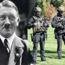 Немецкий спецназ праздновал день рождения Адольфа Гитлера