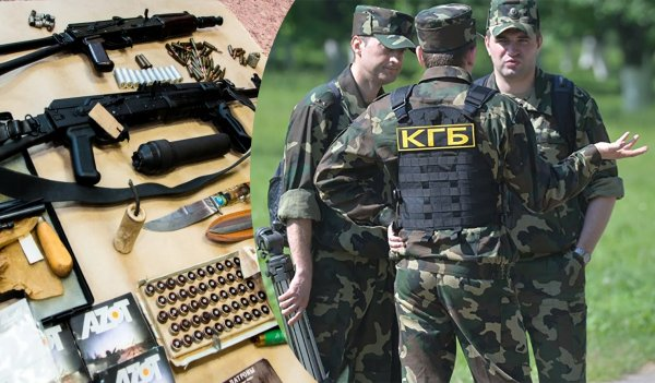 КГБ Белоруссии закрыла для ФСБ РФ канал нелегального оружия на Украину