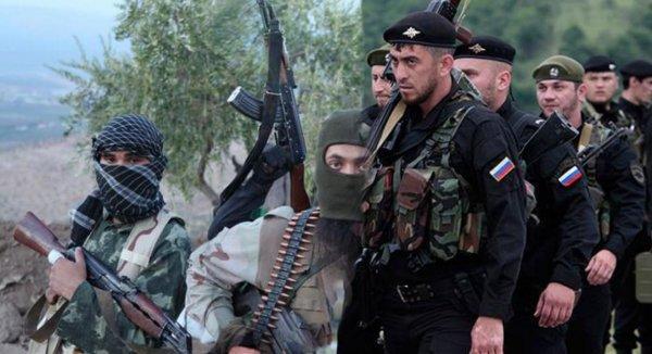 «Имарат Донбасс»: Офицер ГРУ рассекретил истинные цели «чеченского спецназа» в ДНР