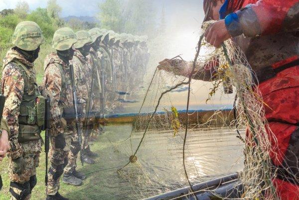 Умри за краба: Пограничники ФСБ вступили в бой с корейскими браконьерами