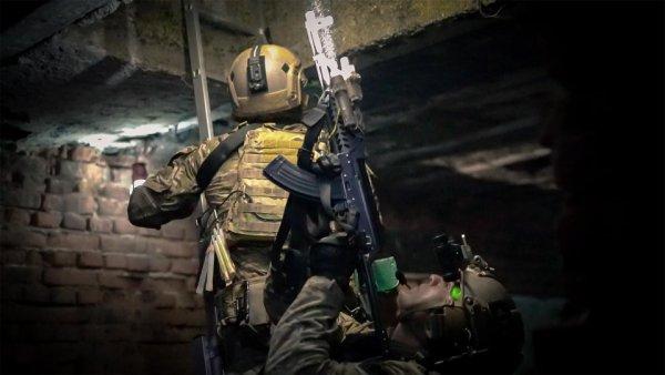 Спецподразделения США в Европе переходят на российское оружие