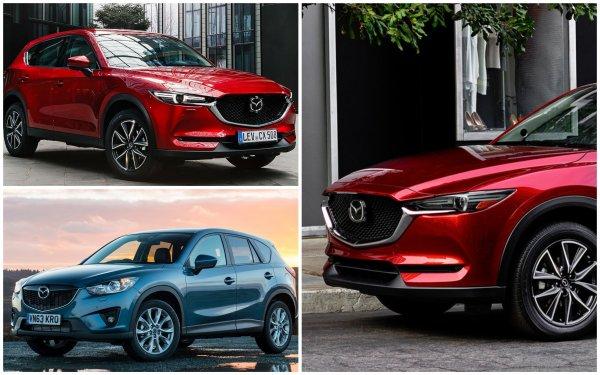 «Автомобиль в стиле Premium-класса»: Женщина-эксперт оценила обновлённую Mazda CX-5 «мужским взглядом»