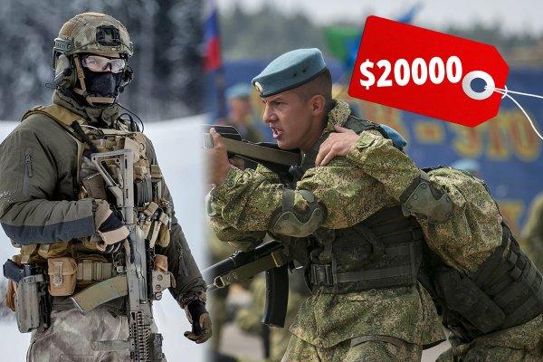 Чеченская ЧВК платит $20 тыс за голову офицера спецназа ВДВ и ССО ГРУ РФ — СМИ