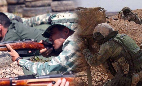 ССО берут на вооружение винтовку Мосина