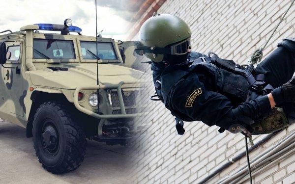 Спецназ ОМОНа намекнул на минусы легендарной бронемашины «ТИГР»