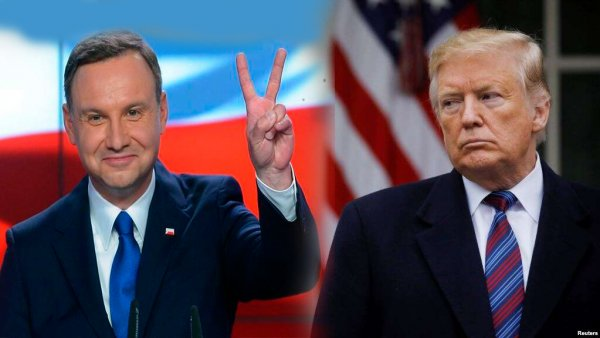 «Пуля Дуда— Трамп молодец» - США разместит спецназ в Польше для защиты России