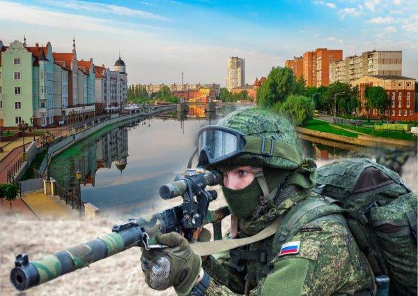 2-ю бригаду спецназа ГРУ могут перебросить на защиту Калининграда
