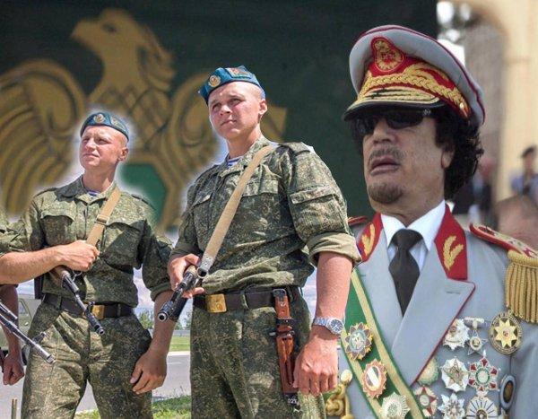 Спецназ Белоруссии может «искусно» прятать от ЦСН ФСБ золото Каддафи