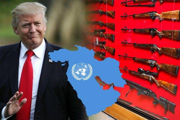 Дональд Трамп продает ещё больше оружия на Ближний Восток