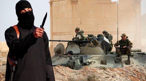 Спецназ ССО ГРУ мог потерять 7 офицеров во время «охоты за головами» ИГ* в ПальмираХ
