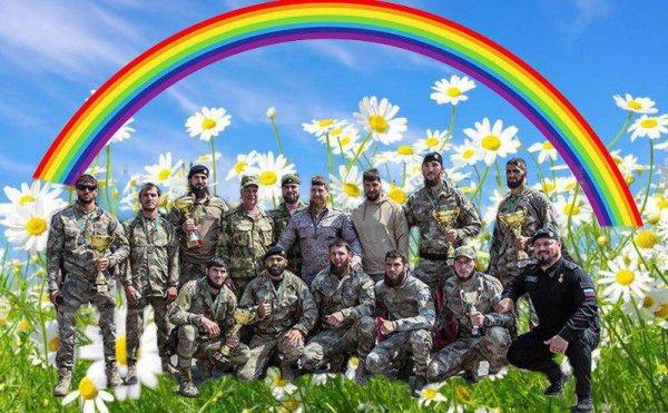 Чеченский спецназ оказался человечней московских силовиков