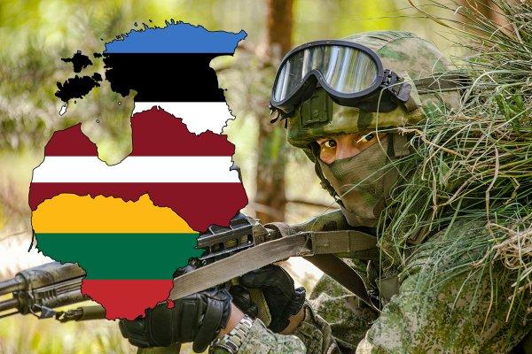 Учения 45-й бригады спецназа ВДВ приписали к началу захвата Прибалтики