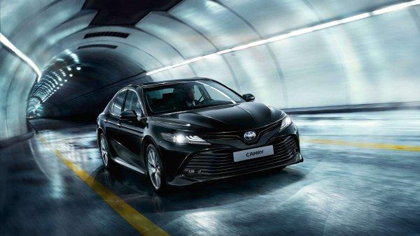«Миллион и не подходи»: Можно ли найти на «вторичке» «живую» Toyota Camry V55 - автоподборщик
